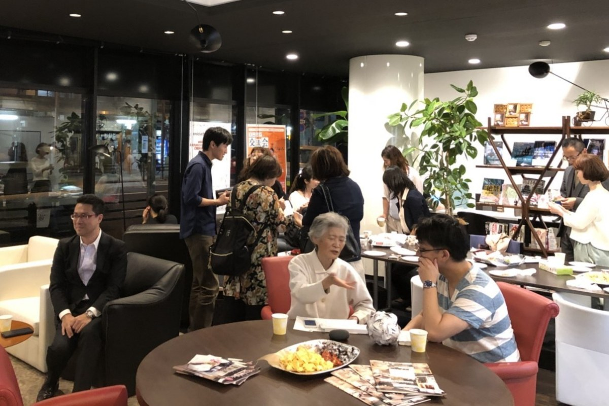 エニシア岐阜店 交流会