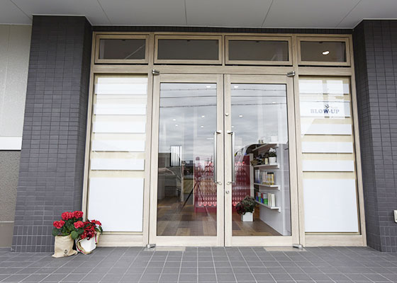 BLOW-UP店内④